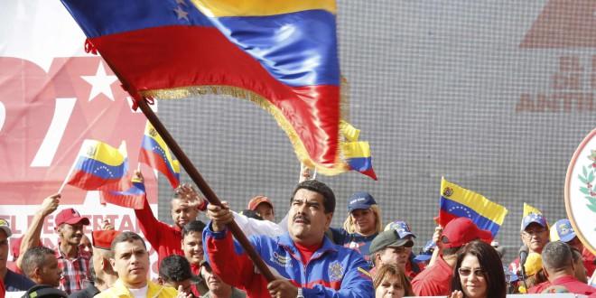 رسالة تضامن مع الجمهورية البوليفارية الفنزويلية