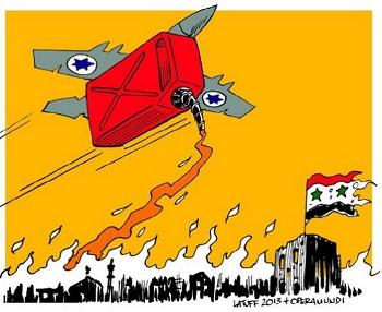 """""""اسرائيل"""" مردوعة … المقاومة هي الرد"""