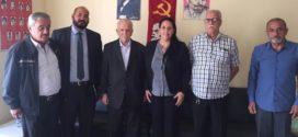 لقاء مع الحزب الشيوعي الكوبي